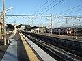 Yanagigaura Station platforms.jpg