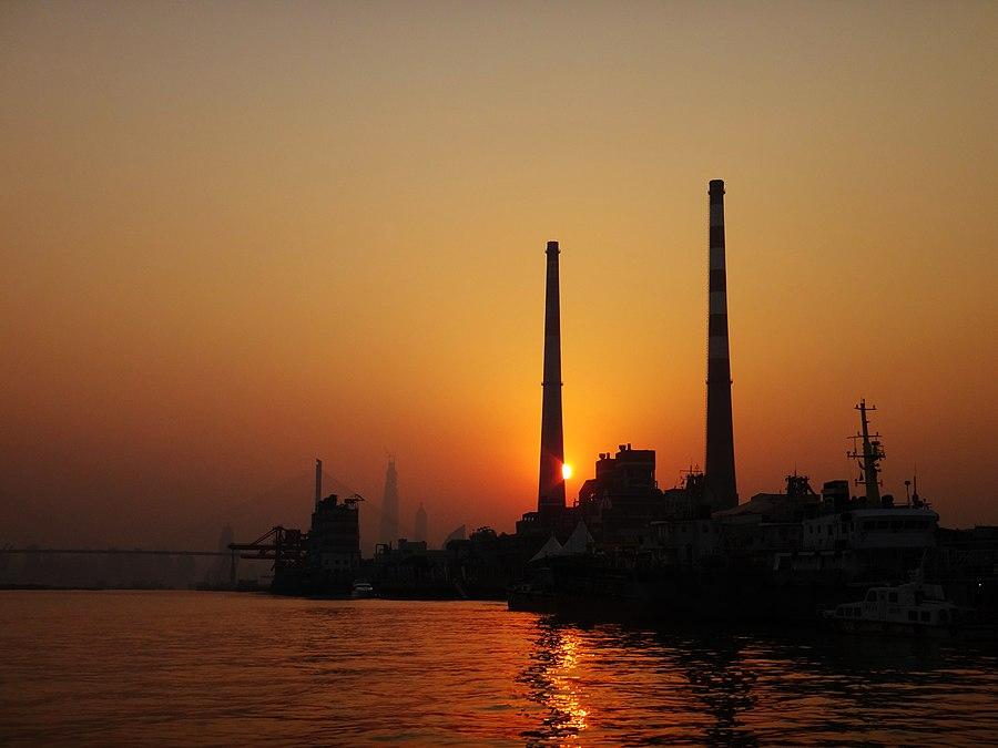 Yangshupu Power Plant