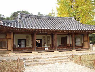 Namyangju - Image: Yeoyudang 2