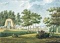 Yesakov Dacha Stroganova Egypt Gates 1812.jpg