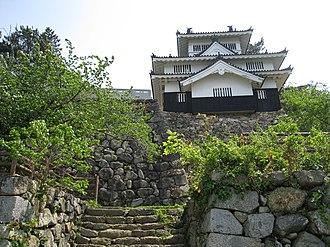 Toyohashi - Image: Yoshida Castle (Aichi) 3
