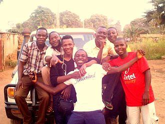 Western Equatoria - Youth of Yambio