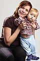 Young woman with baby. Russia.jpg