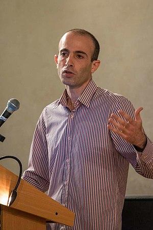 Yuval Noah Harari - Yuval Noah Harari, 2013
