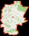 Zabłudów (gmina) location map.png