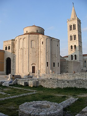 Image illustrative de l'article Église Saint-Donat (Zadar)