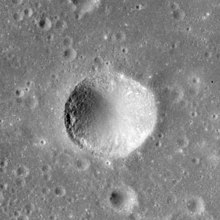 扎夏德科陨石坑