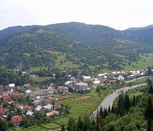 Zborov nad Bystricou - Zborov nad Bystricou