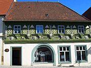 Zeil am Main, Jörg-Hofmann-Haus, Frontansicht.JPG