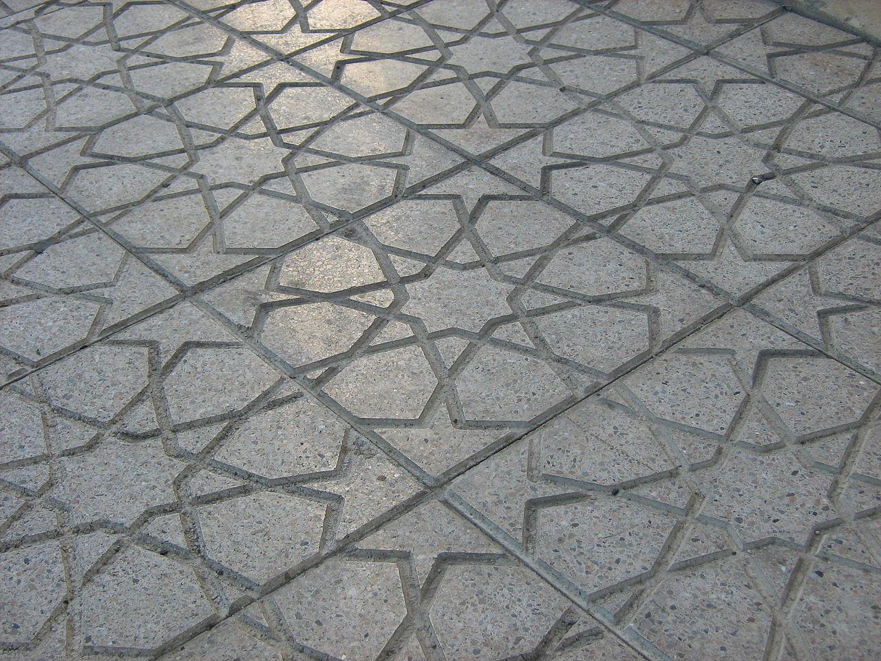 File zellige trottoir jpg wikimedia commons for Carrelage wiki