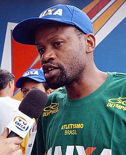 José Luíz Barbosa Brazilian middle-distance runner