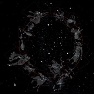 Zodiaken.