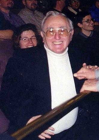 Gad Beck - Gad Beck in 2000