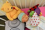 'All about babies' class is back, baby 151223-F-WT808-002.jpg