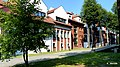 "' Ostoja Pokoju""- widok od strony budynku Cisza Syjonu. - panoramio.jpg"