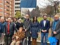 (Grupo 2) El distrito de Ciudad Lineal homenajea al doctor Fernández Catalina.jpg