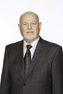 Åge Starheim Norwegian politician