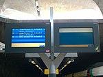 Écran infogare—gare de l'aéroport CDG 1.jpg
