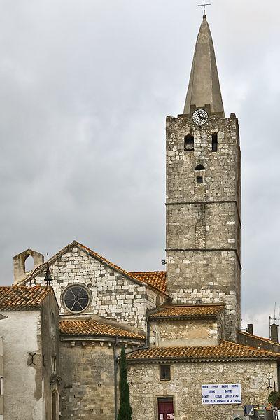 St-Martin church, Cuxac-d'Aude, France