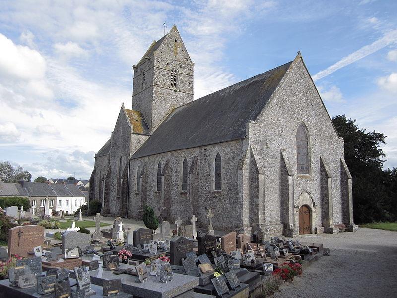 Église Saint-Florent de fr:Besneville