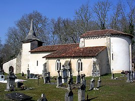 Church of Saint-Jean-Baptiste of Richet