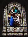 Église Saint-Jean-Baptiste de Saint-Jean-d'Angély, vitrail 02.JPG