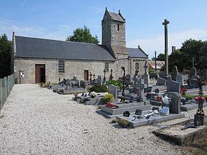 Église Saint-Samson d'Angey.