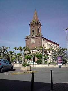 Seysses Commune in Occitanie, France