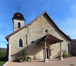 Église St Laurent Hautecourt Hautecourt Romanèche 9.jpg