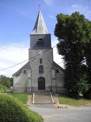 The church of Puisieux