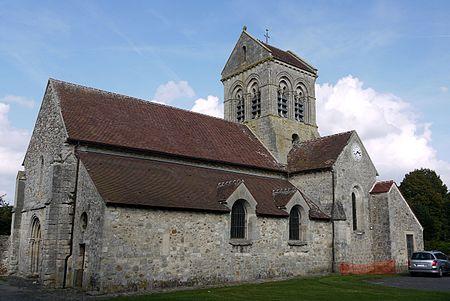 Église Saint-Michel de Brécy