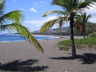 L'Étang-Salé - Beach of L'Étang-Salé