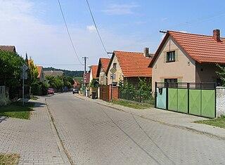 Ždánice (Kolín District) Municipality and village in Central Bohemian Region, Czech Republic