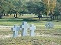 Балтийск. Немецкое мемориальное кладбище. 19-10-2003г. - panoramio.jpg