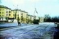 Бельцы, памятник Ленину, площадь Ленина, 1970-е (41729384871).jpg