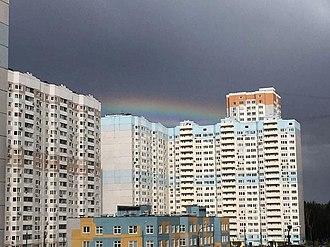 Odintsovo - Residential complex in Odintsovo