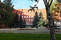 Внутренний двор корпуса Института законодательства и сравнительного правоведения на Большой Черёмушкинской улице.jpg
