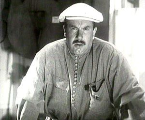 Igor Ilyinsky - Igor Ilyinsky as Byvalov in the film Volga-Volga. 1938.