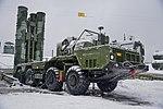 Заступление на боевое дежурство ЗРК С-400 «Триумф» в Солнечногорске 06.jpg
