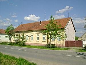 Tovariševo - Local community office