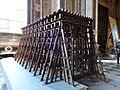 Исаакиевский собор модель лесов для установки колонн.JPG