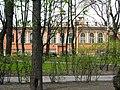 Ксенинский институт, манеж и сад02.jpg