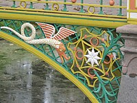 Малый Китайский мост (рельефный орнамент).JPG