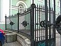 Немецкая лютеранская церковь св. Анны, ограда по Фурштадтской05.jpg