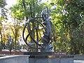 Пам'ятний знак жертвам Чорнобильської катастрофи в м. Чернігів, 2019 р.jpg