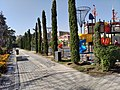Парк Ахмада Дониша в Душанбе 04.jpg