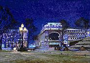 Санкт-Петербург-новогодняя-