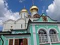 Серапионова палатка и Никоновский придел Троицкого собора Троице-Сергиева Лавра.JPG
