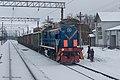 ТЭМ2-1413, Россия, Вологодская область, станция Суда (Trainpix 188886).jpg
