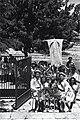 """ירושלים - חגיגת הבאת בכורים לקק""""ל, בחצר המוסדות בירושלים.-JNF039457.jpeg"""